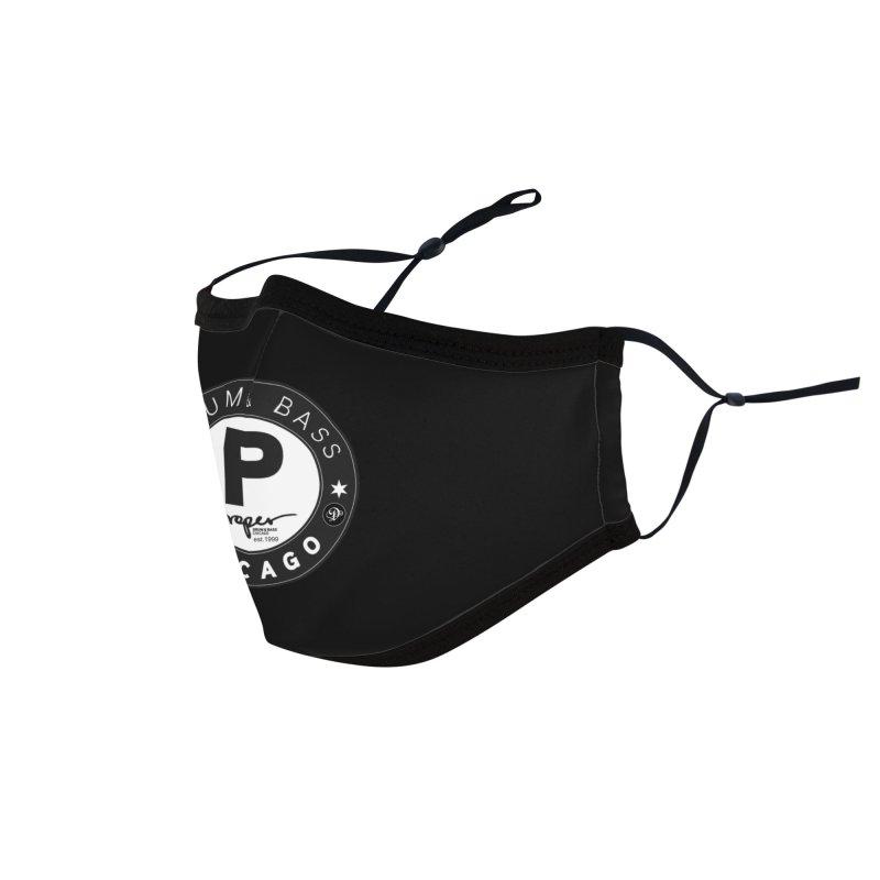 Proper Deb Logo 1999 Accessories Face Mask by Properchicago's Shop