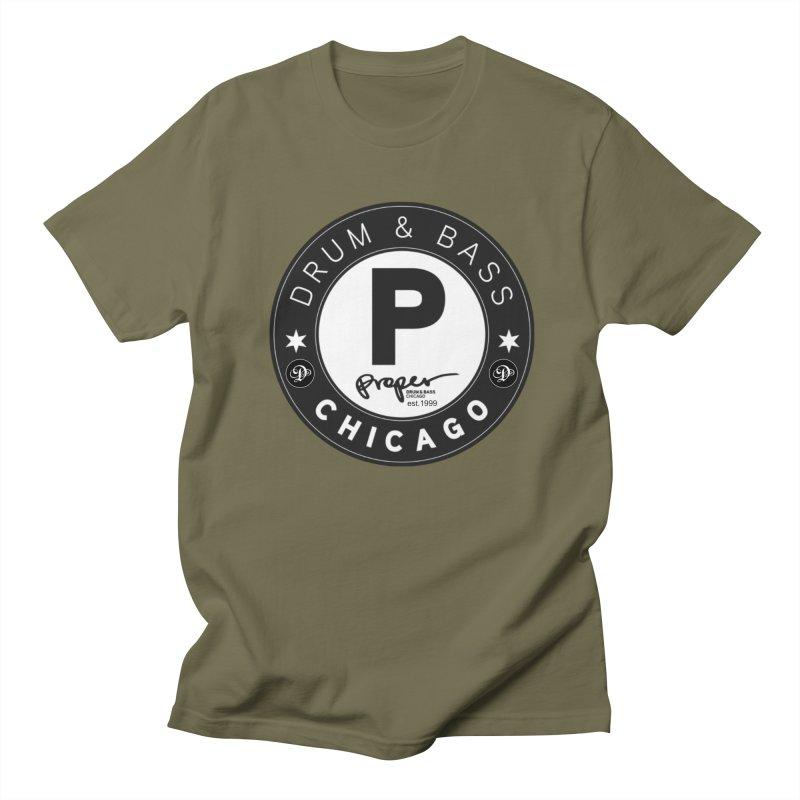 Proper deb logo 1999 Women's Regular Unisex T-Shirt by Properchicago's Shop
