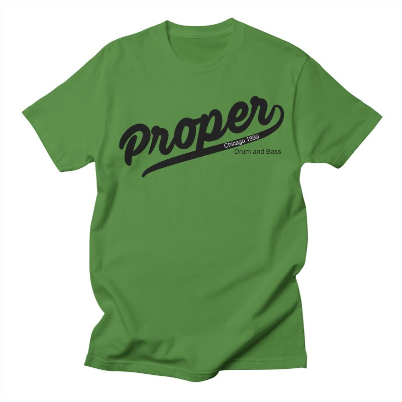 Proper sport Men's Regular T-Shirt by Properchicago's Shop