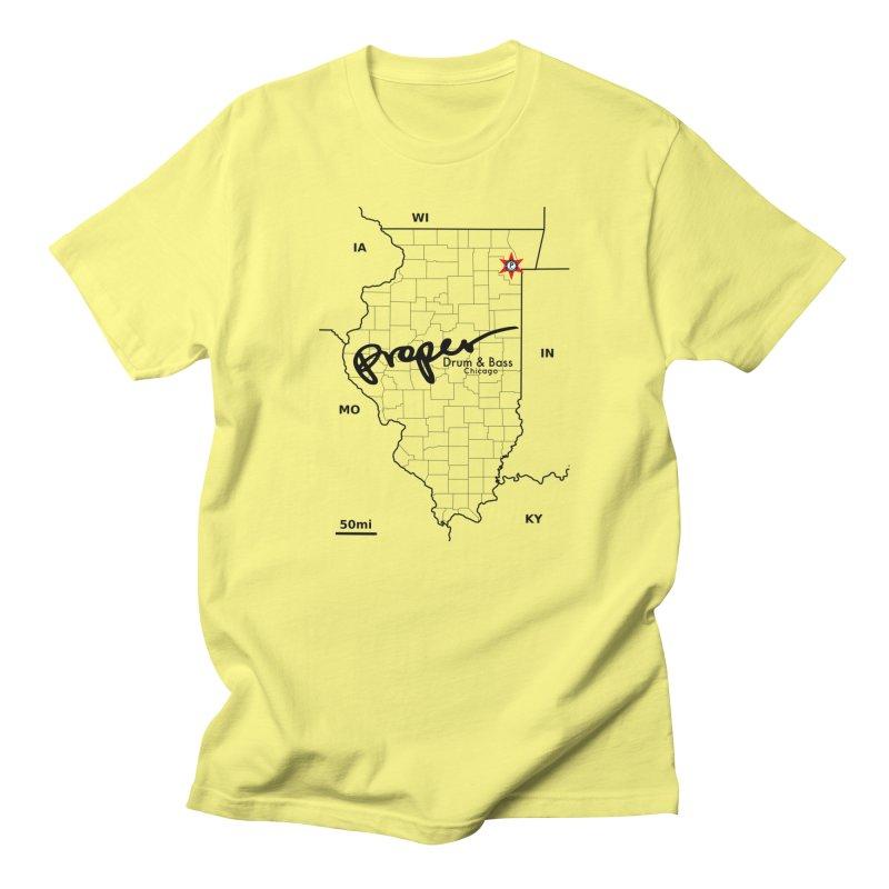 Ill blk 2018 Women's Regular Unisex T-Shirt by Properchicago's Shop