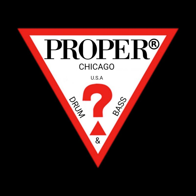 PROPER GUESS Men's T-Shirt by Properchicago's Shop