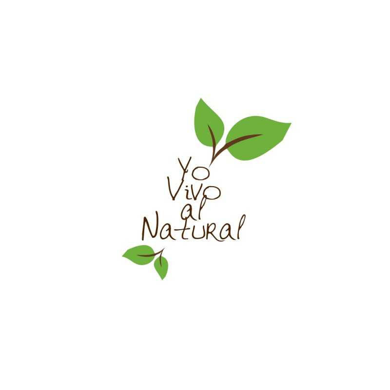 Yo vivo al natural   by Psiconaturalpr's Artist Shop