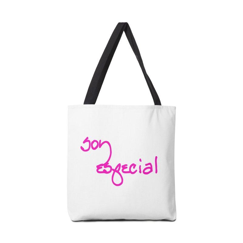 Soy Especial Accessories Tote Bag Bag by Psiconaturalpr's Artist Shop