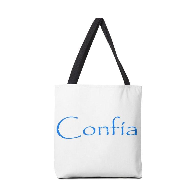 Confia Accessories Tote Bag Bag by Psiconaturalpr's Artist Shop