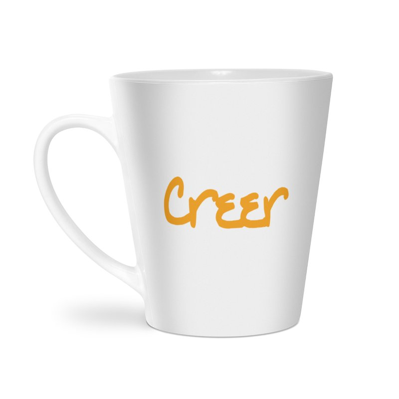 Creer Accessories Latte Mug by Psiconaturalpr's Artist Shop