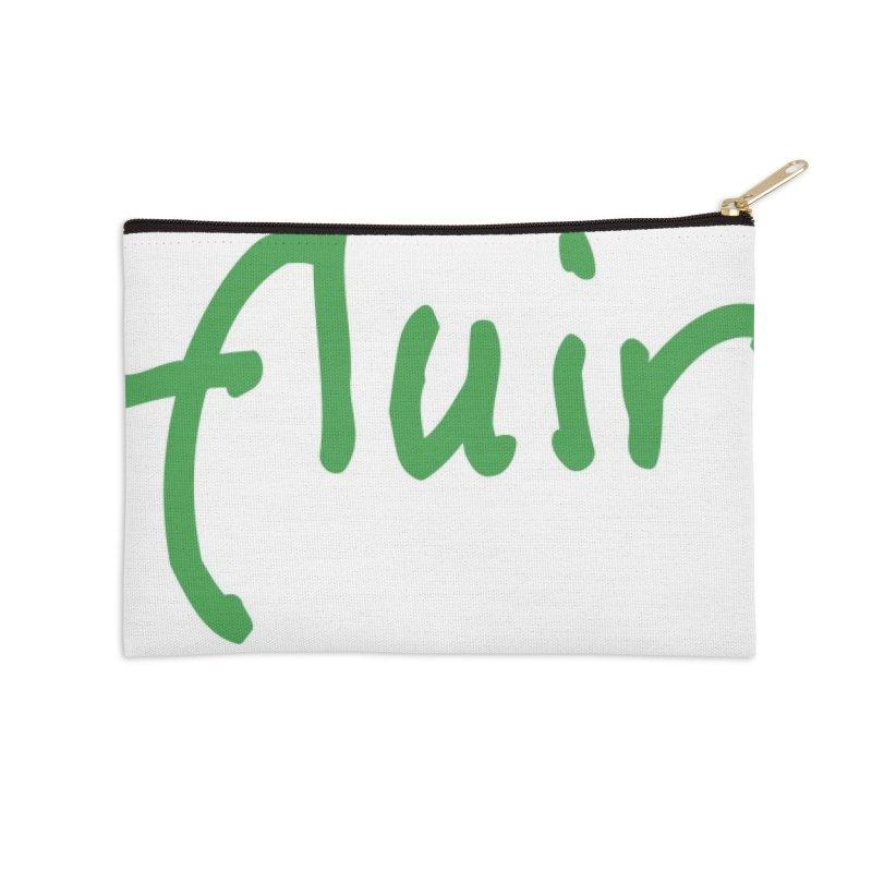 Fluir Accessories Zip Pouch by Psiconaturalpr's Artist Shop
