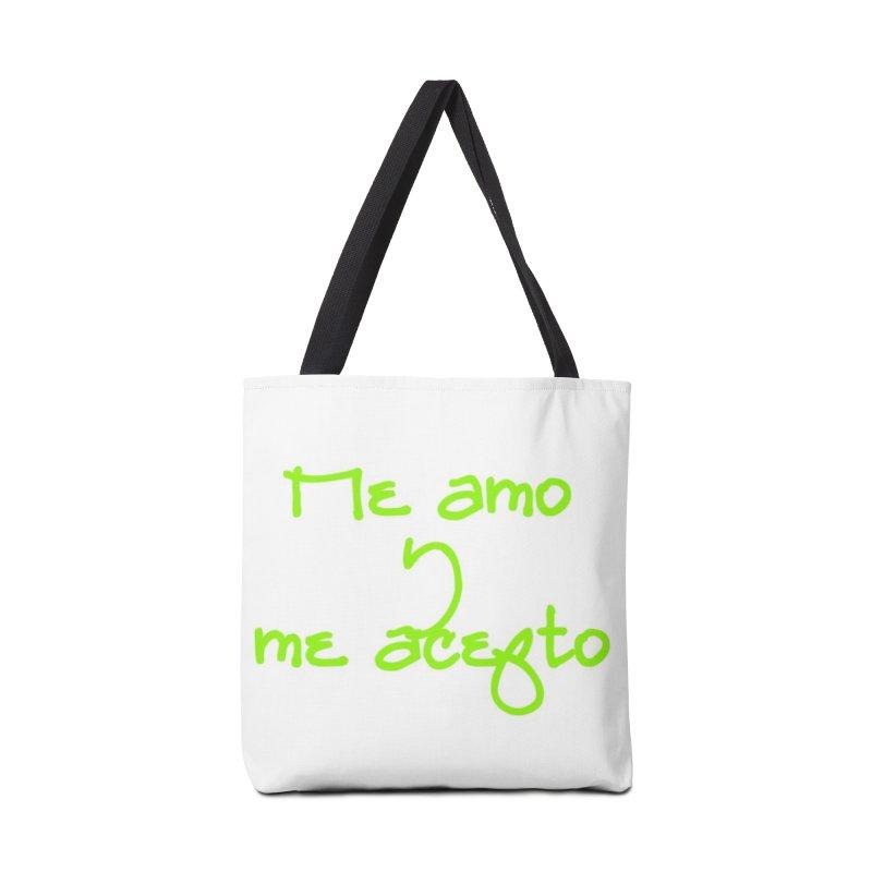 Me amo y me acepto Accessories Tote Bag Bag by Psiconaturalpr's Artist Shop