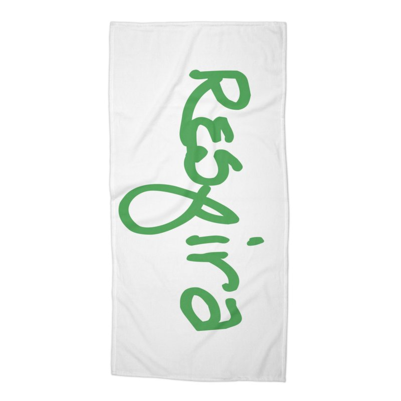 Respira Accessories Beach Towel by Psiconaturalpr's Artist Shop