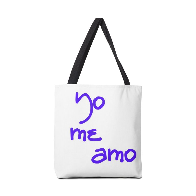 Yo me amo Accessories Tote Bag Bag by Psiconaturalpr's Artist Shop