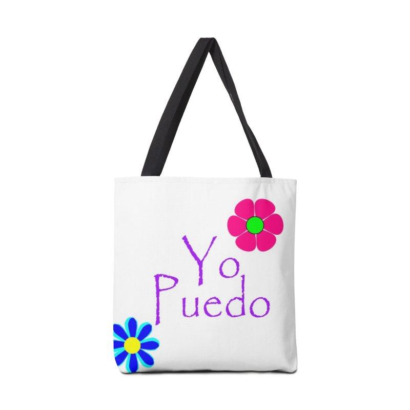 Yp puedo Accessories Tote Bag Bag by Psiconaturalpr's Artist Shop