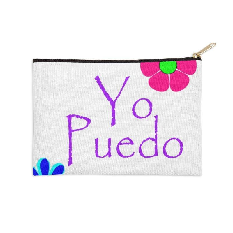 Yp puedo Accessories Zip Pouch by Psiconaturalpr's Artist Shop