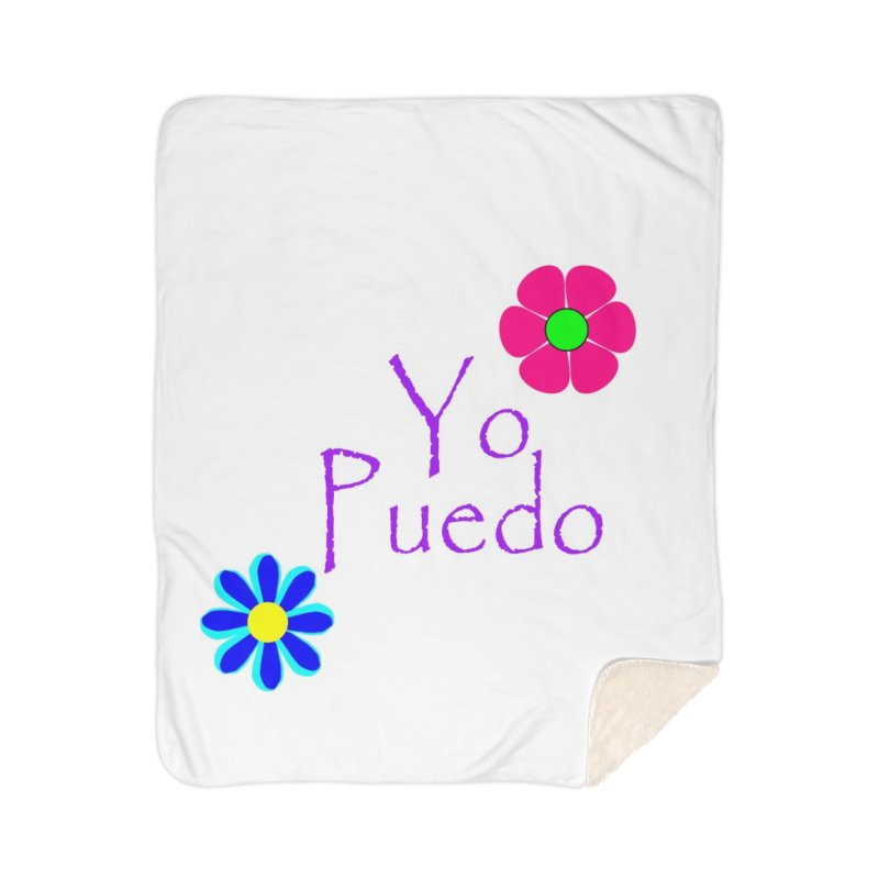 Yp puedo Home Sherpa Blanket Blanket by Psiconaturalpr's Artist Shop