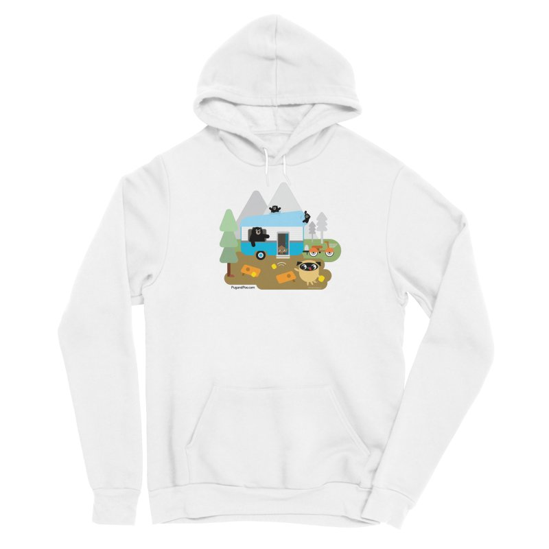 Pug and Poo RV Women's Sponge Fleece Pullover Hoody by Pug and Poo's Store