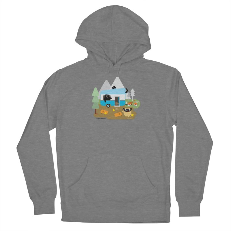 Pug and Poo RV Women's Pullover Hoody by Pug and Poo's Store