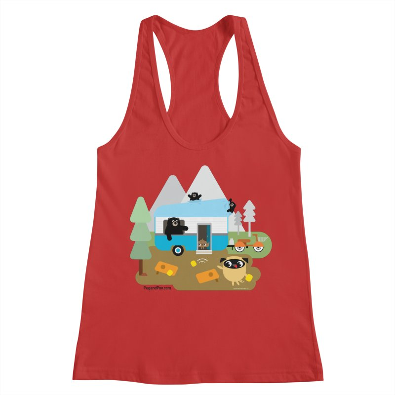 Pug and Poo RV Women's Tank by Pug and Poo's Store