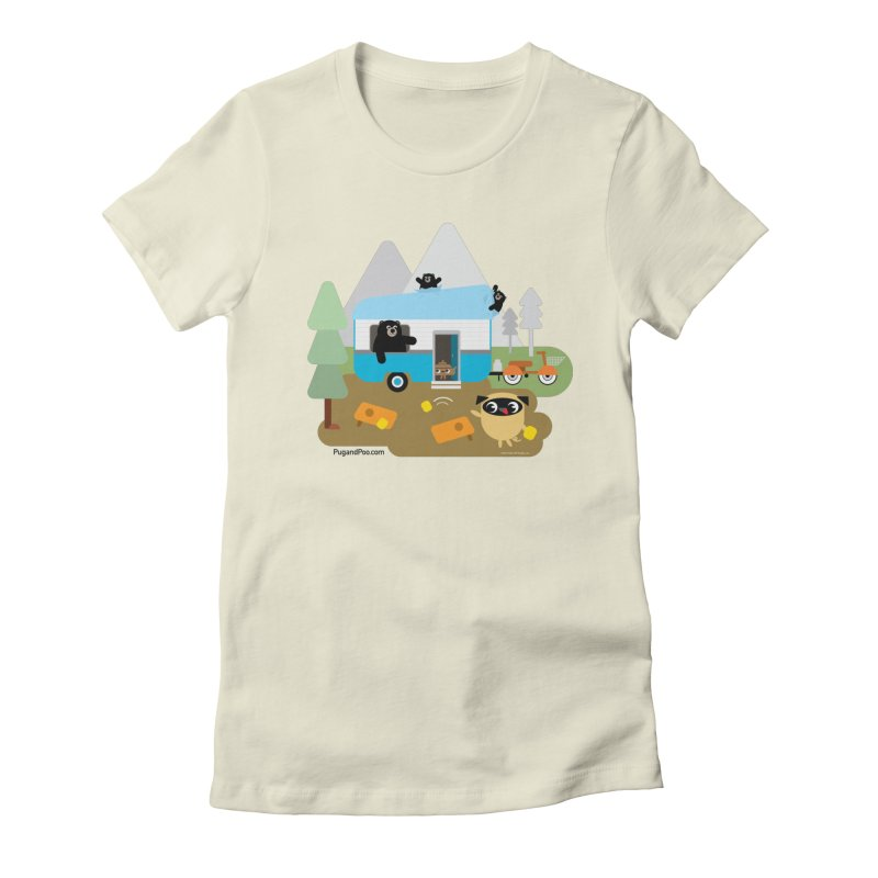 Pug and Poo RV Women's T-Shirt by Pug and Poo's Store