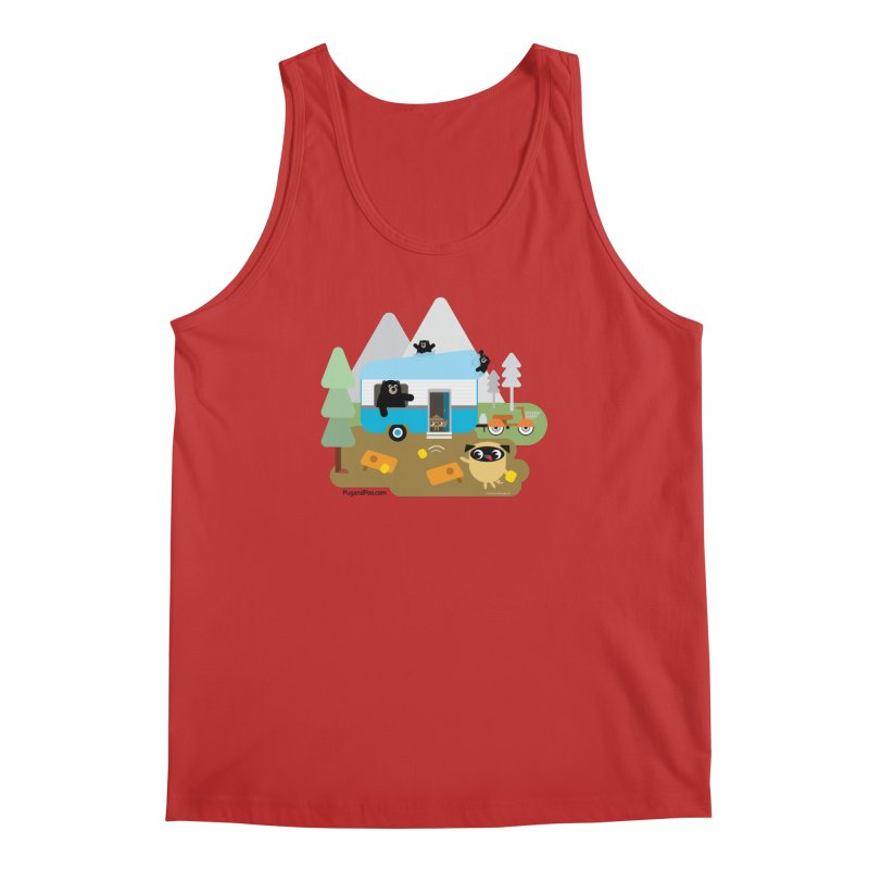 Pug and Poo RV Men's Regular Tank by Pug and Poo's Store