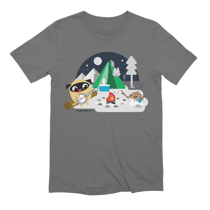 Men's None by Pug and Poo's Store