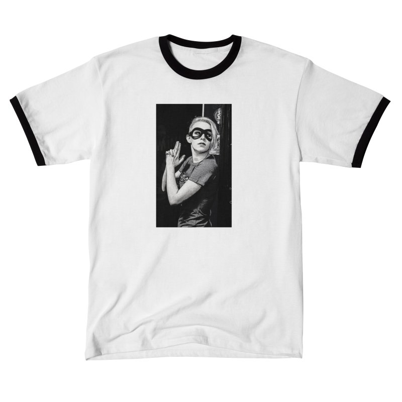Secret Agent 00K-T Men's T-Shirt by Pulp 716 Coffee & Comics collection by threadless