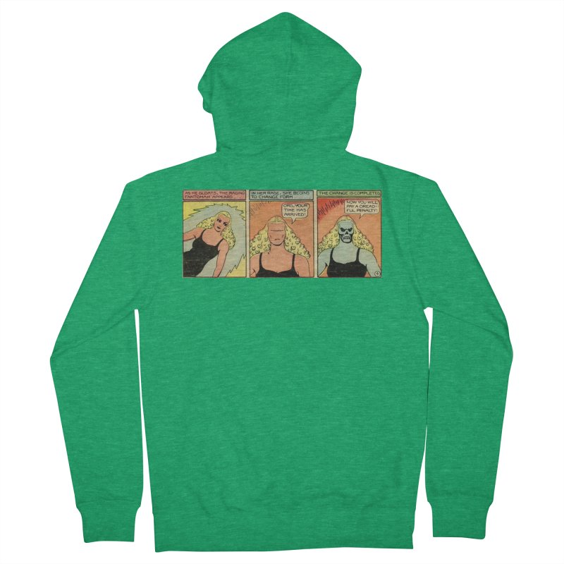Men's None by Pulp 716 Coffee & Comics collection by threadless