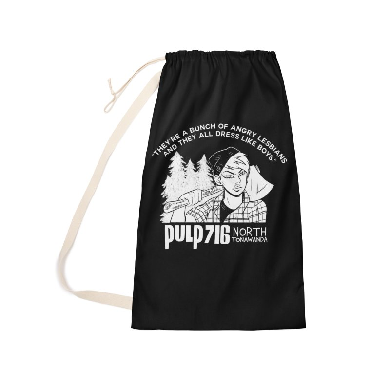 They're A Bunch Of... (Version 1) By Carmen Pizarro Accessories Bag by Pulp 716 Coffee & Comics collection by threadless