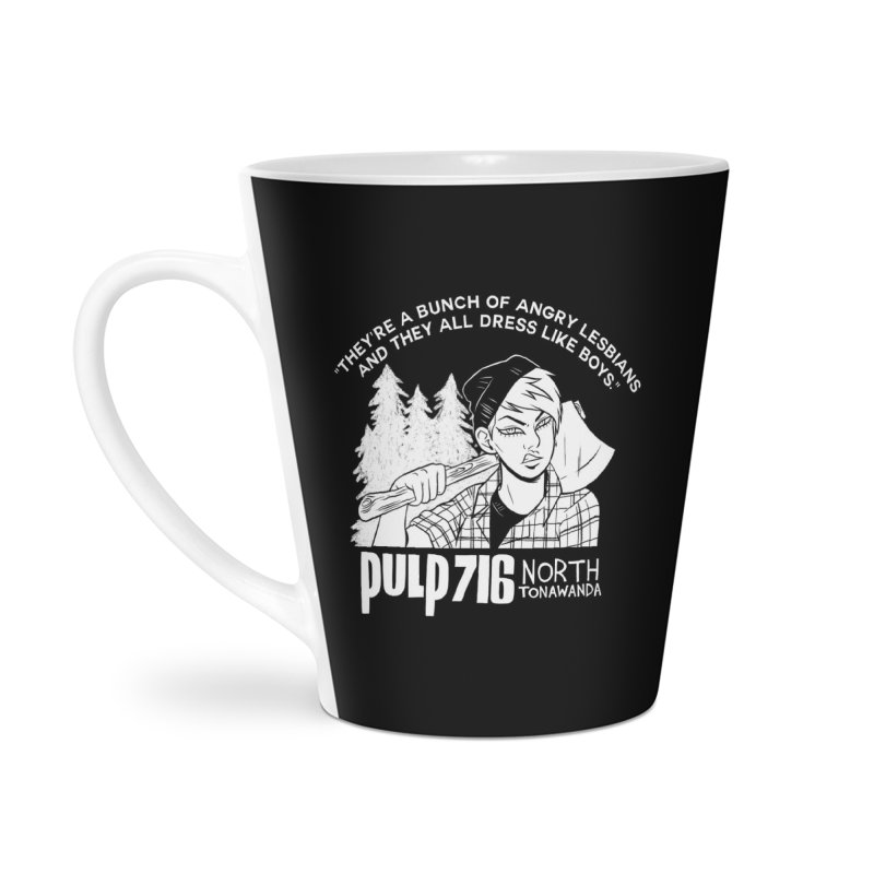 They're A Bunch Of... (Version 1) By Carmen Pizarro Accessories Mug by Pulp 716 Coffee & Comics collection by threadless