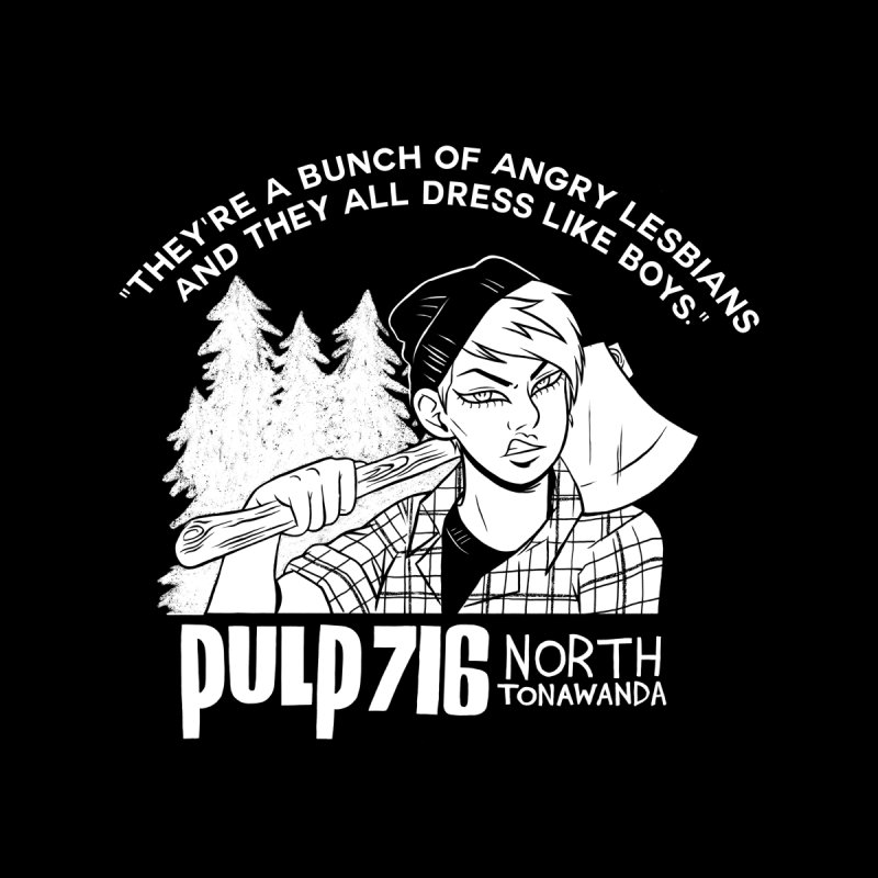 They're A Bunch Of... (Version 1) By Carmen Pizarro Women's T-Shirt by Pulp 716 Coffee & Comics collection by threadless