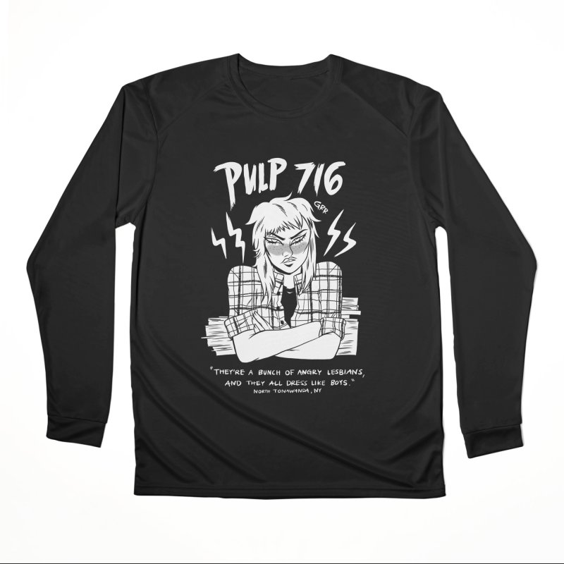 Women's None by Pulp 716 Coffee & Comics collection by threadless