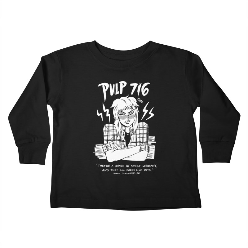 Kids None by Pulp 716 Coffee & Comics collection by threadless