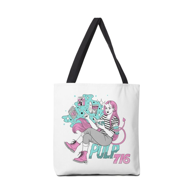 Accessories None by Pulp 716 Coffee & Comics collection by threadless