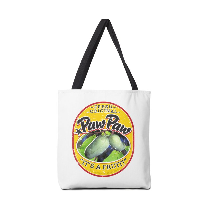 Paw Paw Accessories Tote Bag Bag by Puttyhead's Artist Shop