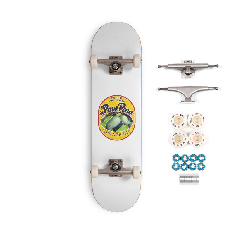 Paw Paw Accessories Complete - Premium Skateboard by Puttyhead's Artist Shop