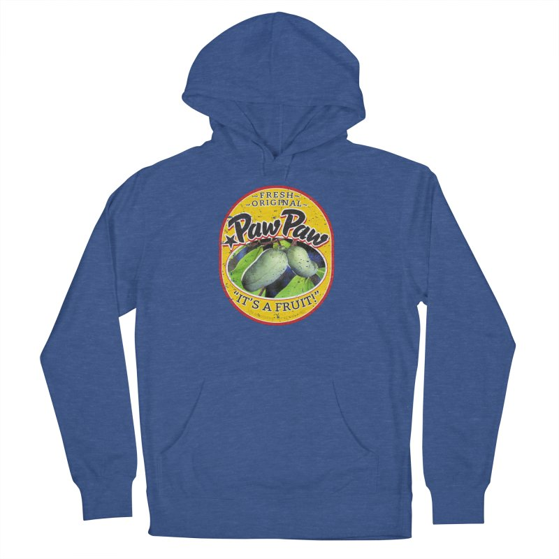 Paw Paw Women's French Terry Pullover Hoody by Puttyhead's Artist Shop