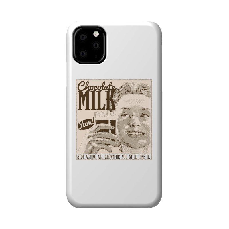 Chocolate Milk! Accessories Phone Case by Puttyhead's Artist Shop