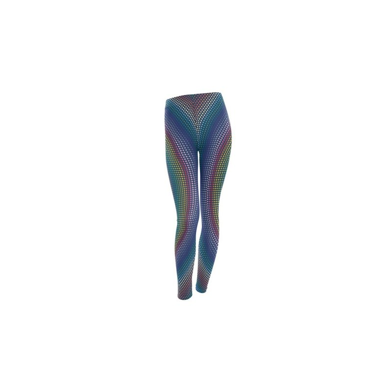 Diamond Leggings - Dark by Puttyhead's Artist Shop