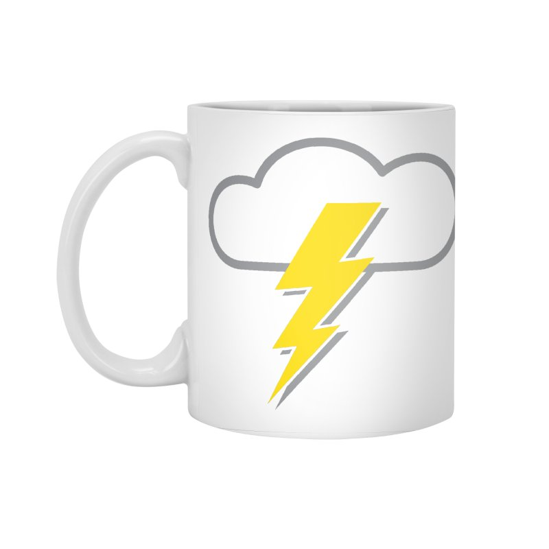 Severe Weather Expected Accessories Standard Mug by Puttyhead's Artist Shop