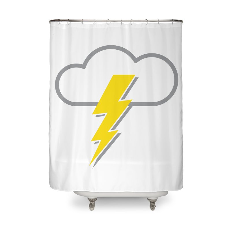 Severe Weather Expected Home Shower Curtain by Puttyhead's Artist Shop
