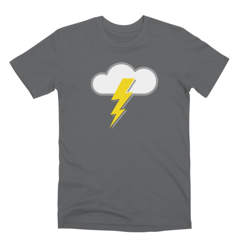 Severe Weather Expected Men's Premium T-Shirt by Puttyhead's Artist Shop