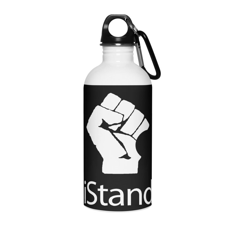 iStand Accessories Water Bottle by Puttyhead's Artist Shop