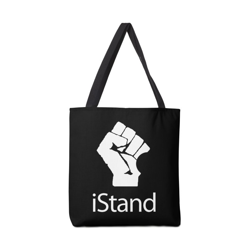 iStand Accessories Tote Bag Bag by Puttyhead's Artist Shop