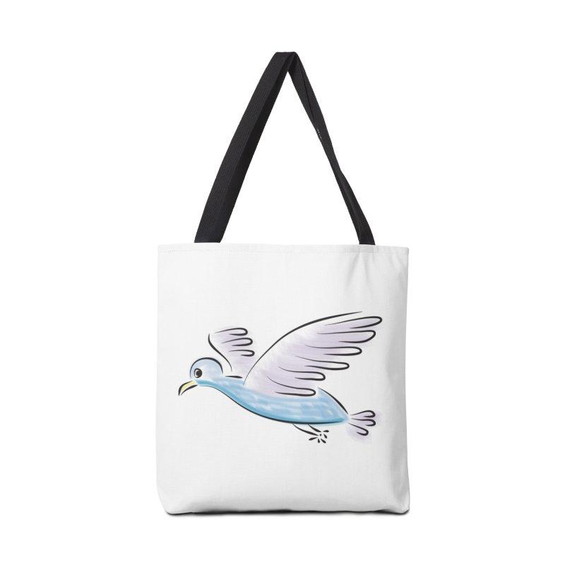 Birdie Accessories Tote Bag Bag by Puttyhead's Artist Shop