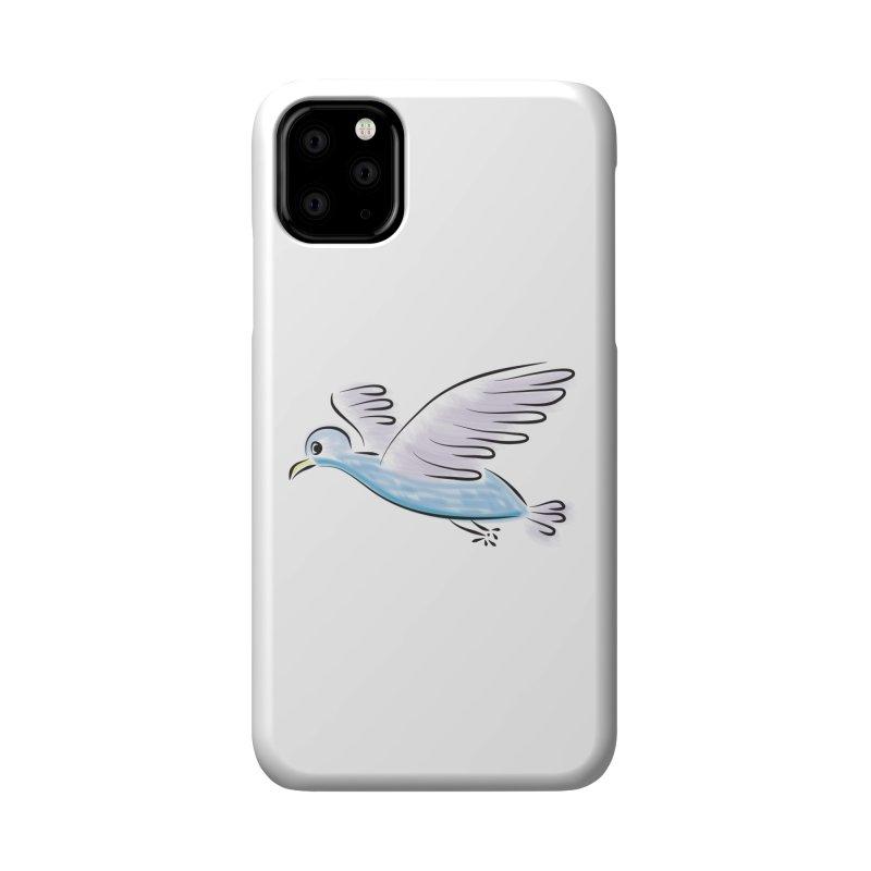 Birdie Accessories Phone Case by Puttyhead's Artist Shop