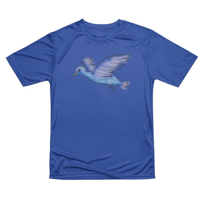 Birdie Women's Performance Unisex T-Shirt by Puttyhead's Artist Shop
