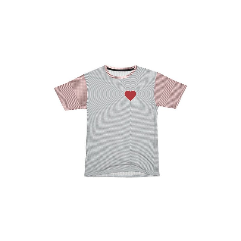 Radiating Heart by Puttyhead's Artist Shop