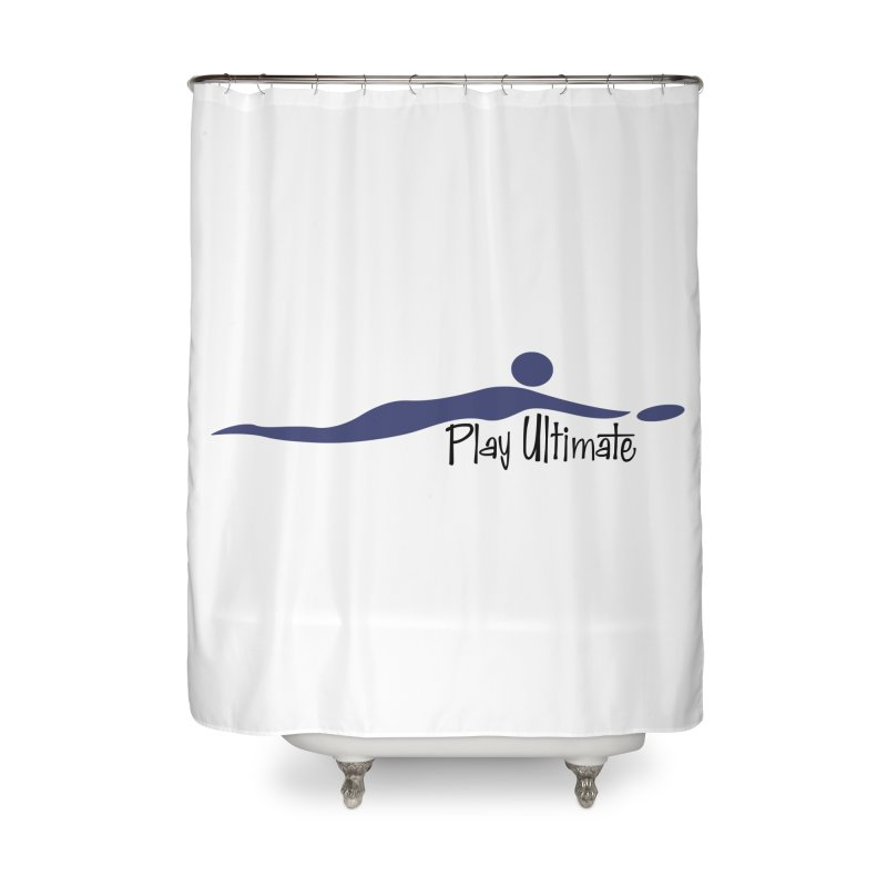 Play Ultimate One Home Shower Curtain by Puttyhead's Artist Shop