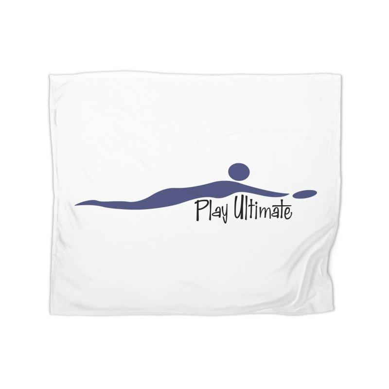 Play Ultimate One Home Fleece Blanket Blanket by Puttyhead's Artist Shop