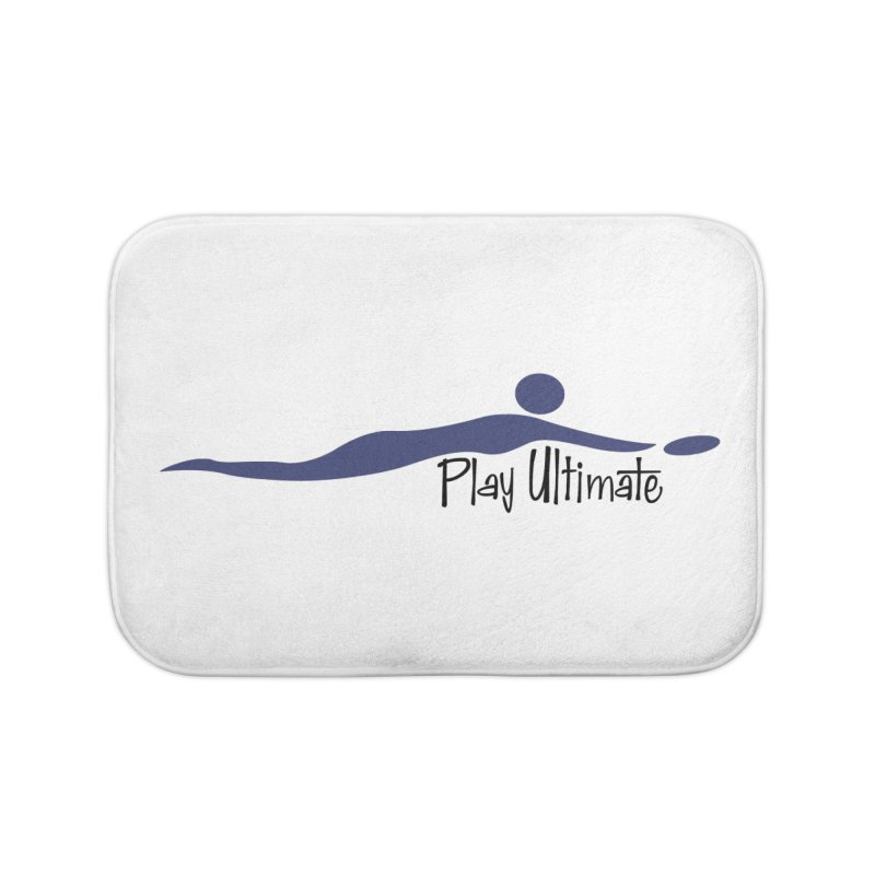 Play Ultimate One Home Bath Mat by Puttyhead's Artist Shop