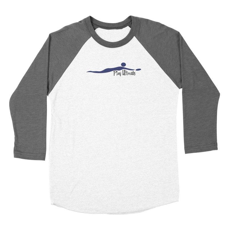 Play Ultimate One Women's Longsleeve T-Shirt by Puttyhead's Artist Shop