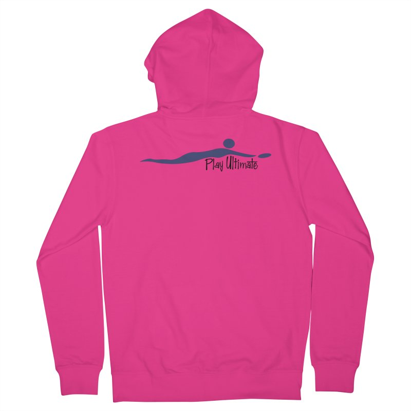 Play Ultimate One Men's French Terry Zip-Up Hoody by Puttyhead's Artist Shop