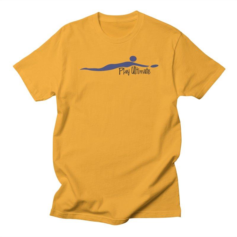 Play Ultimate One Women's Regular Unisex T-Shirt by Puttyhead's Artist Shop
